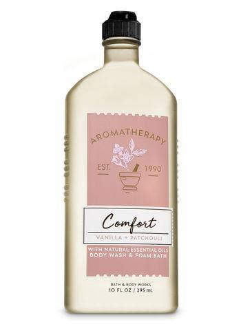 Bath & Body Works Body Wash& Foam Bath - Vanilla Patchouli