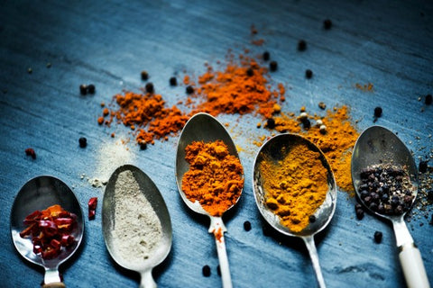 At-home spice face masks