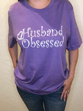 Load image into Gallery viewer, Husband Obsessed Tee