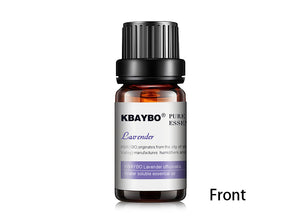 Kbaybo 6 Bottle Set of Pure Essential Oils for Aromatherapy Diffusers