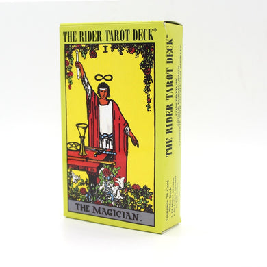 The Original Rider-Waite Tarot Deck (English)