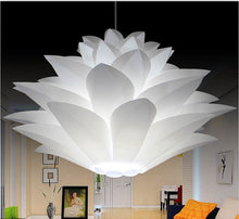 Load image into Gallery viewer, Lotus Flower Led Pendant