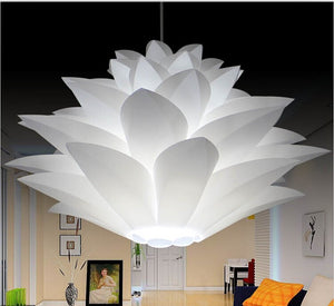 Lotus Flower Led Pendant