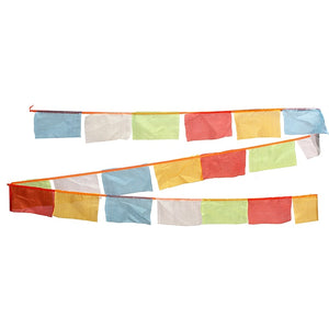 Tibetan Buddhist Wind Horse Prayer Flag