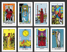 Load image into Gallery viewer, The Original Rider-Waite Tarot Deck (English)