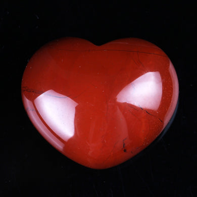 Natural Heart-Shaped Crystal