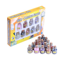 Load image into Gallery viewer, Natural Crystal Mini Bottles (9pcs)