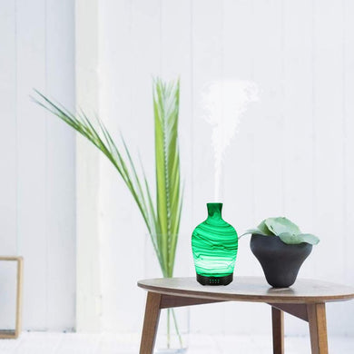 100ml Glass Aromatherapy humidifier and essential oil diffuser