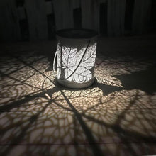 Load image into Gallery viewer, Solar Garden Light Projection Hanging Lamp