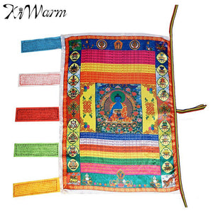 Handmade Tibetan Wind Prayer Flag