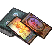 Load image into Gallery viewer, Artisan Tarot Cards (English, Spanish, French, German)