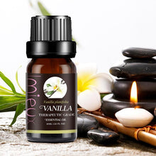 Load image into Gallery viewer, 100% Pure & Natural Essential Oils Individual Bottles for Massage and Aromatherapy 8 Scents