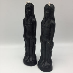 Handmade Two Piece Lovers Ritual Candle Set