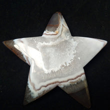 Load image into Gallery viewer, Natural Agate Star Shaped Crystal