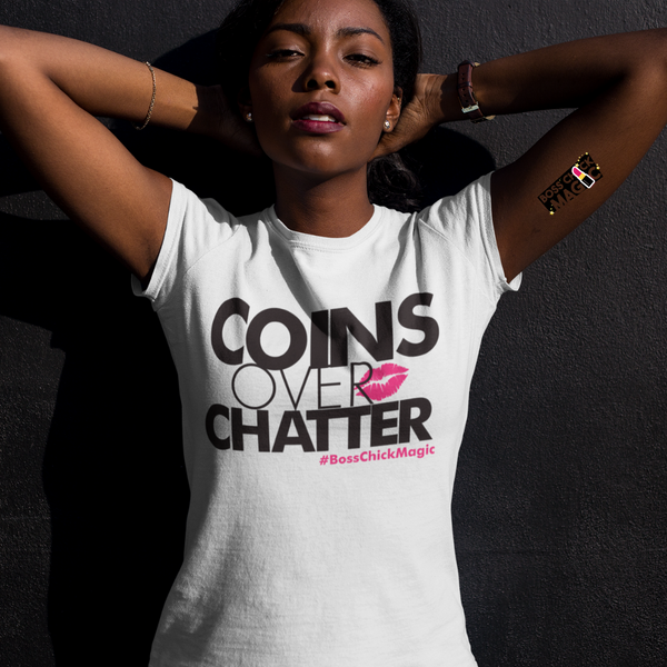 Coins Over Chatter