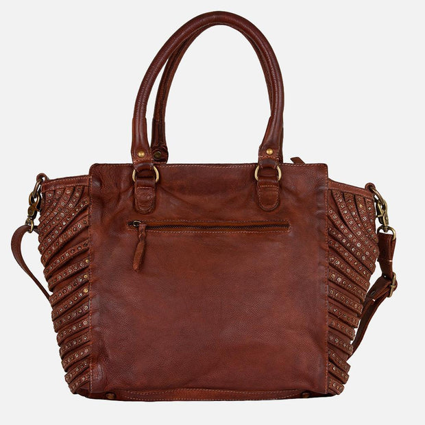 ophof studded tote bag