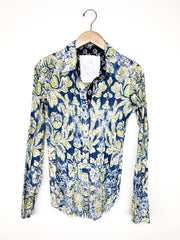 martinique button down