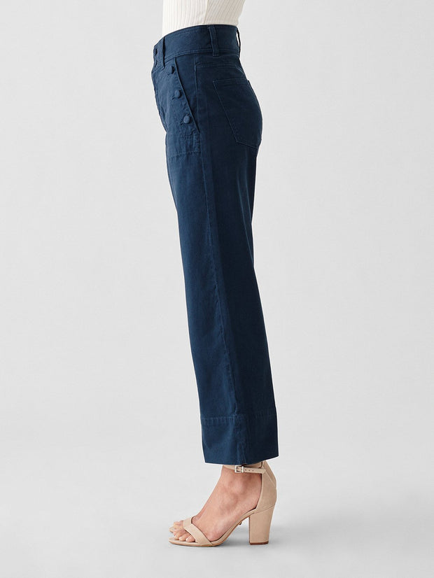 hepburn high rise wide leg