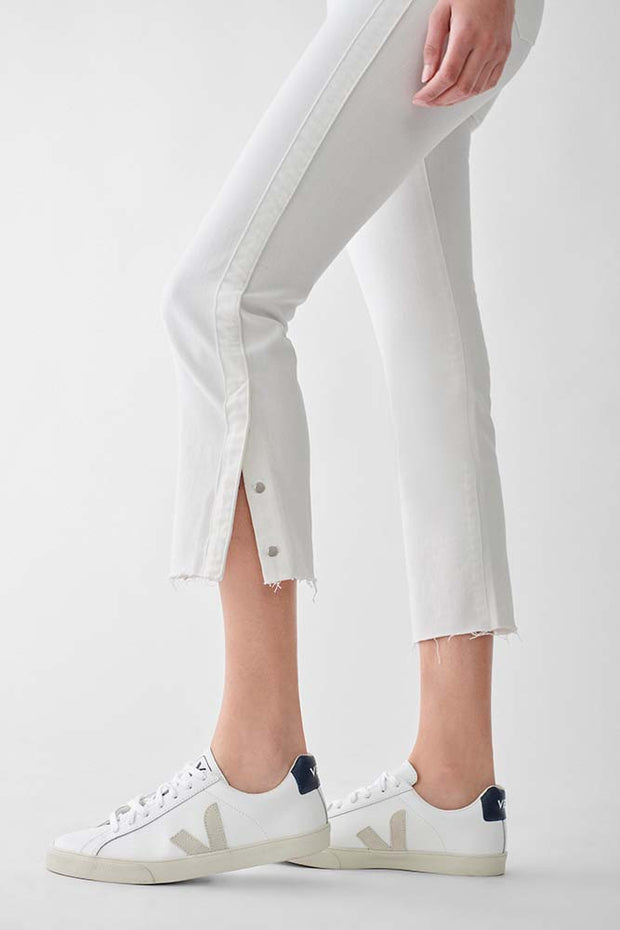 mara ankle high rise straight