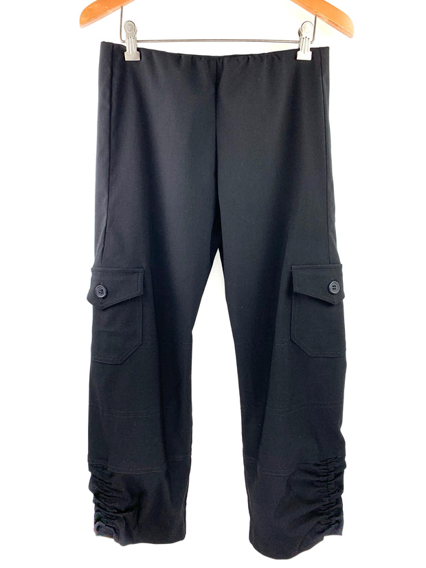 cropped cargo pant