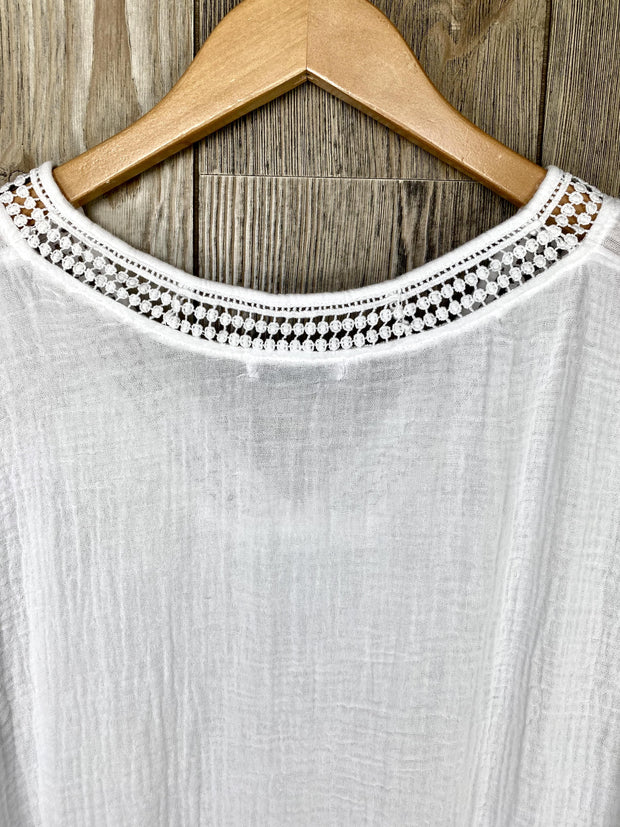 tassel trim cover up