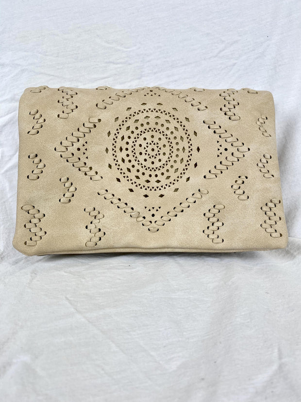 small laser cut detail bag