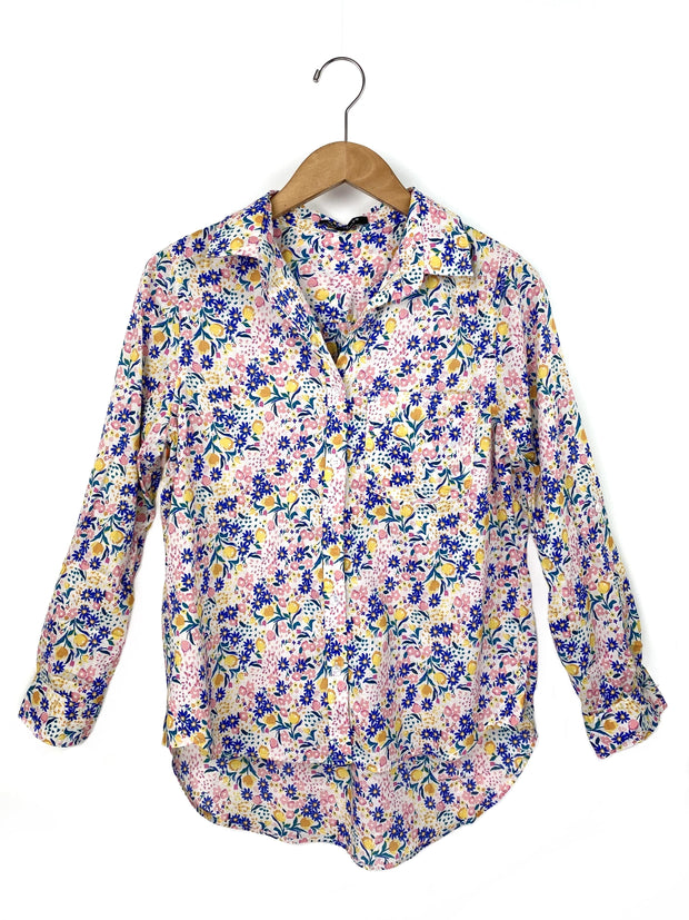 elisa button up shirt