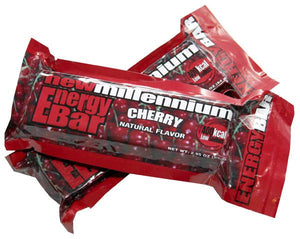 Millennium Food Bars - Cherry 6-pack