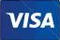 Visa secure payment icon