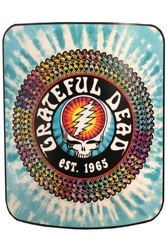 Blankets Grateful Dead - SYF Skeletons - Fleece Blanket 100642