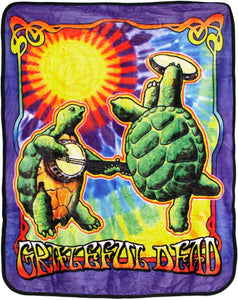 Blankets Grateful Dead - Terrapin Sunshine - Fleece Blanket 013108