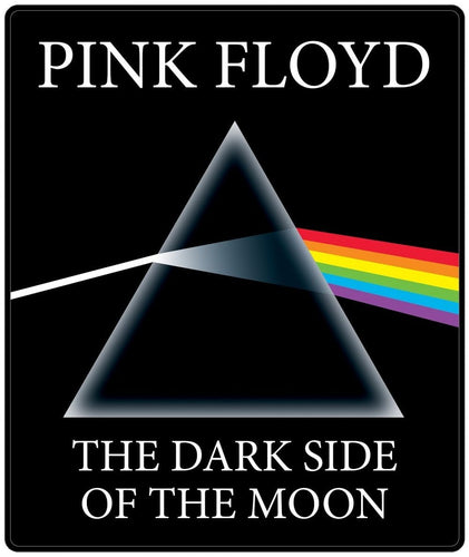 Blankets Pink Floyd - Dark Side of the Moon - Fleece Blanket 100034