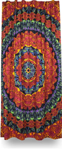 Curtains 3D - Butterfly Bloom Mandala - Curtain 100131