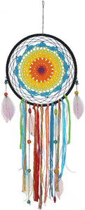 Dreamcatchers Crochet Rainbow - Dreamcatcher 008008