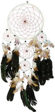 Dreamcatchers Divine - White - Dreamcatcher 006890