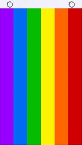 Flags Rainbow - Flag 100395