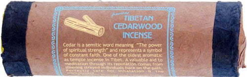 Incense Cedarwood - Incense Sticks 010240