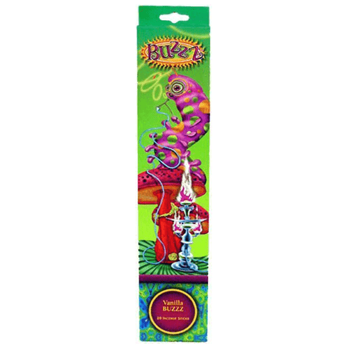 Incense Gonesh - Vanilla Buzzz - Incense Sticks 006303