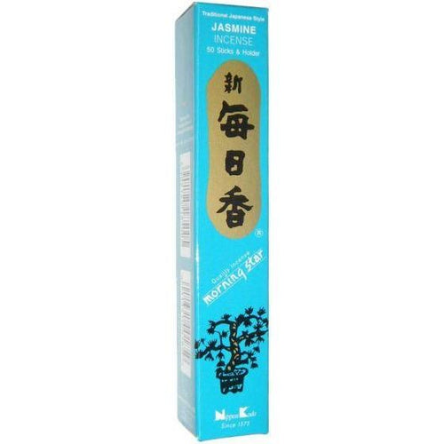 Incense Morning Star - Jasmine - Incense Sticks 100475