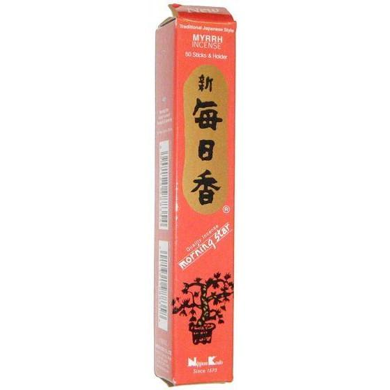 Incense Morning Star - Myrrh - Incense Sticks 100479