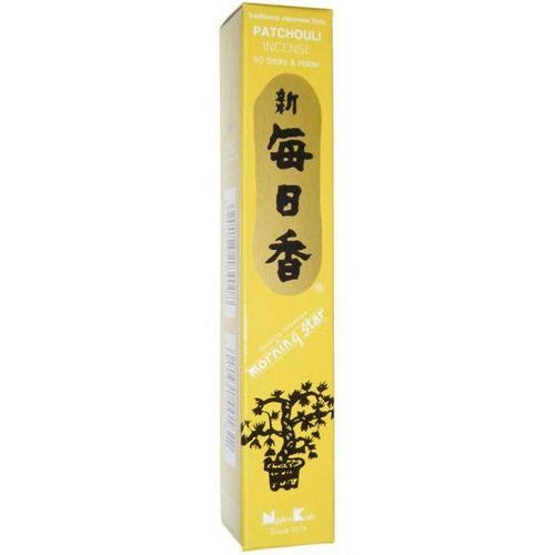 Incense Morning Star - Patchouli - Incense Sticks 100480