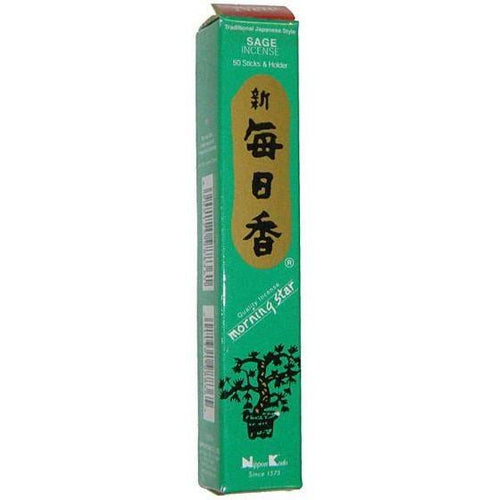Incense Morning Star - Sage - Incense Sticks 100483