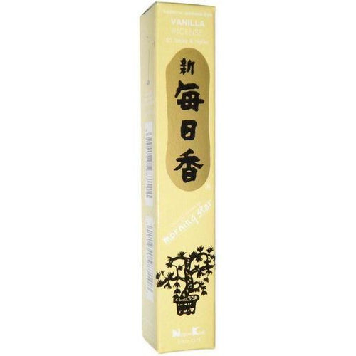 Incense Morning Star - Vanilla - Incense Sticks 100485