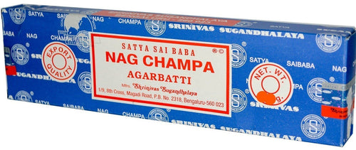 Incense Satya - Nag Champa - Incense Sticks 100210