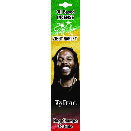 Incense Ziggy Marley - Fly Rasta Nag Champa - Incense Sticks 100443
