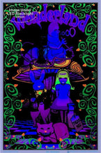 Load image into Gallery viewer, Posters Alice in Wonderland - Digital Wonderland - Black Light Poster 001425