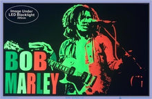 Load image into Gallery viewer, Posters Bob Marley - Live - Black Light Poster 100162