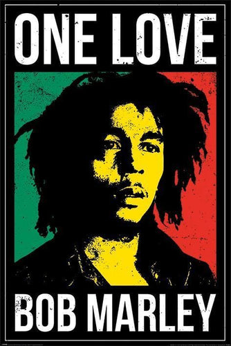 Posters Bob Marley - One Love - Poster 100226