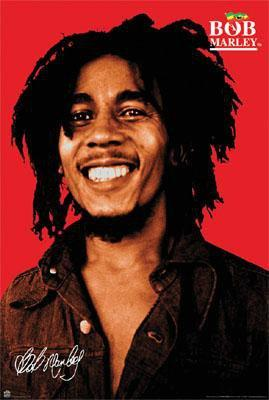Posters Bob Marley - Rebel - Poster po-388