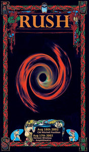 Posters Bob Masse - Rush - Concert Poster 100270